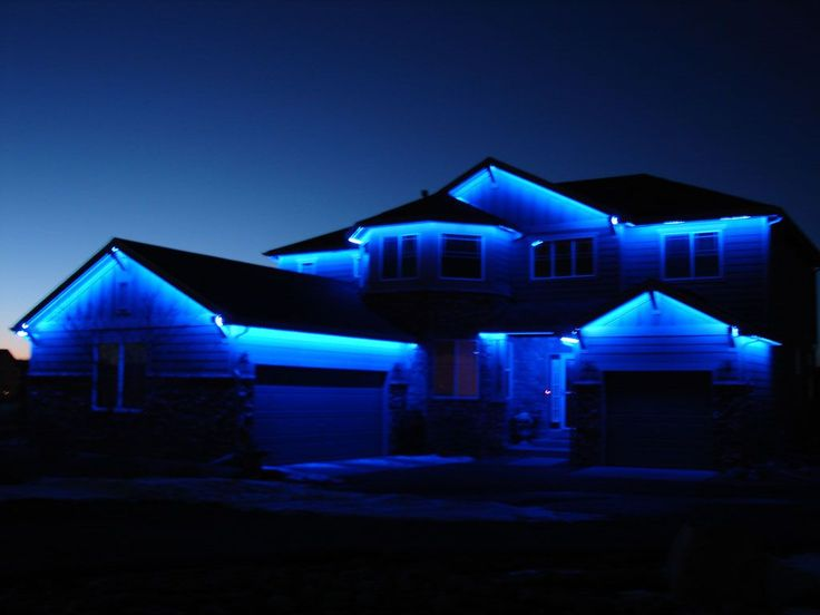 Led Lighting Smd 5050 Rgb Strip Lights Commercial Exterior
