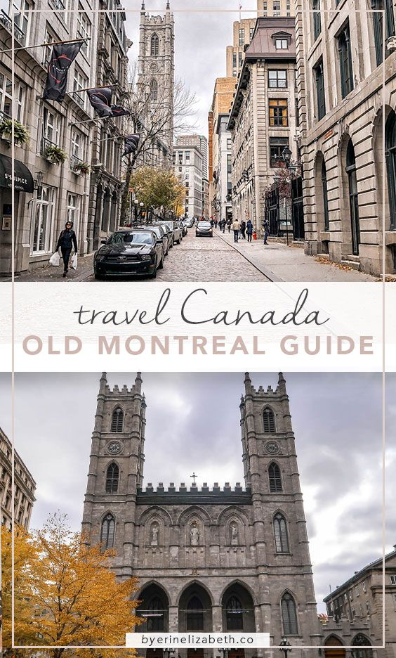 What To Do In Old Montreal A Weekend Travel Guide