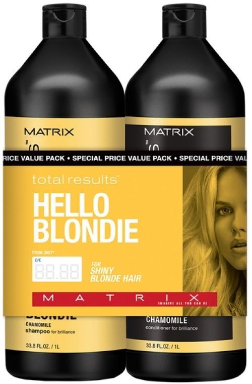 Matrix Biolage Total Results Hello Blondie Shampoo and Conditioner 1L Duo http://www.ebay.co.uk/itm/Matrix-Biolage-Total-Results-Hello-Blondie-Shampoo-and-Conditioner-1L-Duo-/252423572637?hash=item3ac59e0c9d:g:ZMwAAOSwepJXXqWH  Enjoy this Budget Offer. CheckBytouch_2 and get this offer Now!
