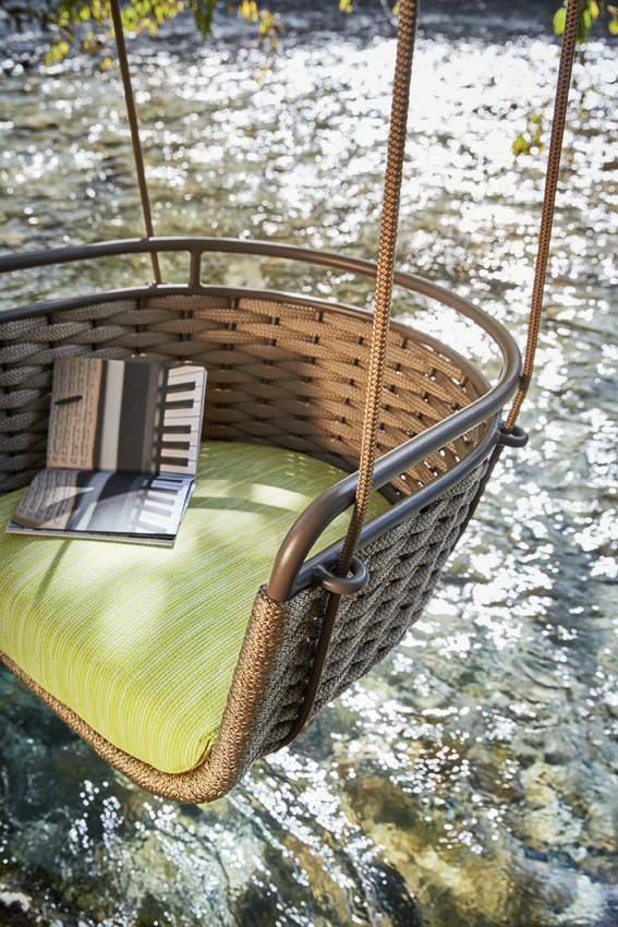 Portofino outdoor collection by Roberti.