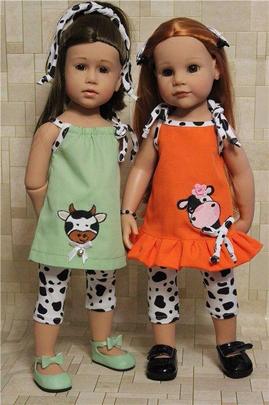 Здравствуйте, дорогие девочки! Сегодня делая, в очередной раз, объявление для шопика, обратила внимание что куклята Готц чем то недовольны. В