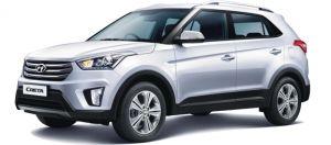 Hyundai Creta Prices in Gurgaon