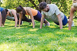 Not sure how to do a push-up — or how to build the strength? Try these beginner-friendly movements to work your way up to the main event.