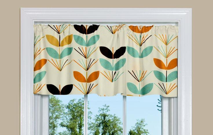 16 Best Mid Century Modern Curtains Images On Pinterest