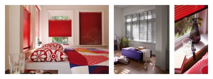 Selection of Venetian blinds from Apollo Blinds
