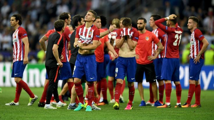 Atletico's Diego Simeone: No pressure to finally beat Real Madrid in UCL