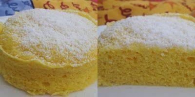 Egyszerű diétás bögrés túrós süti (mikrós süti) ~ Éhezésmentes Karcsúság Szafival