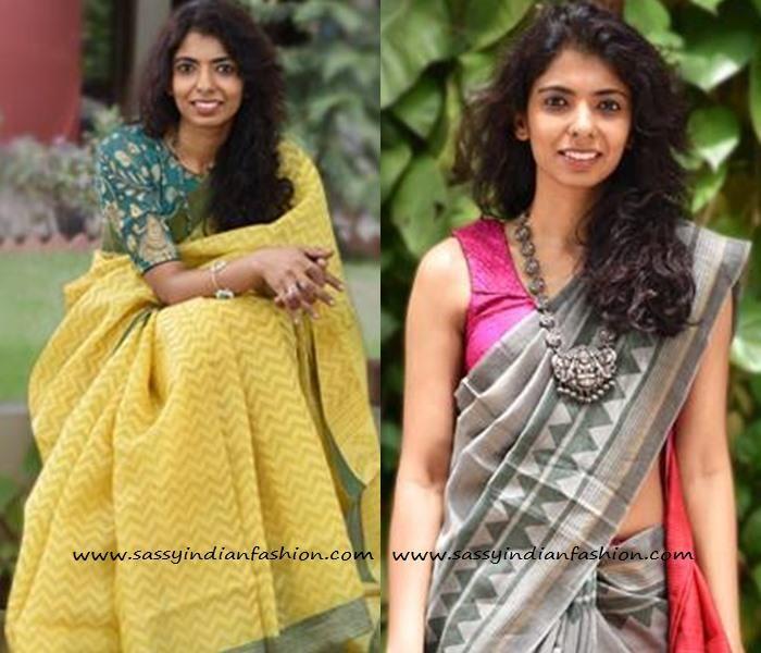 Designer Saree Shop in Chennai
