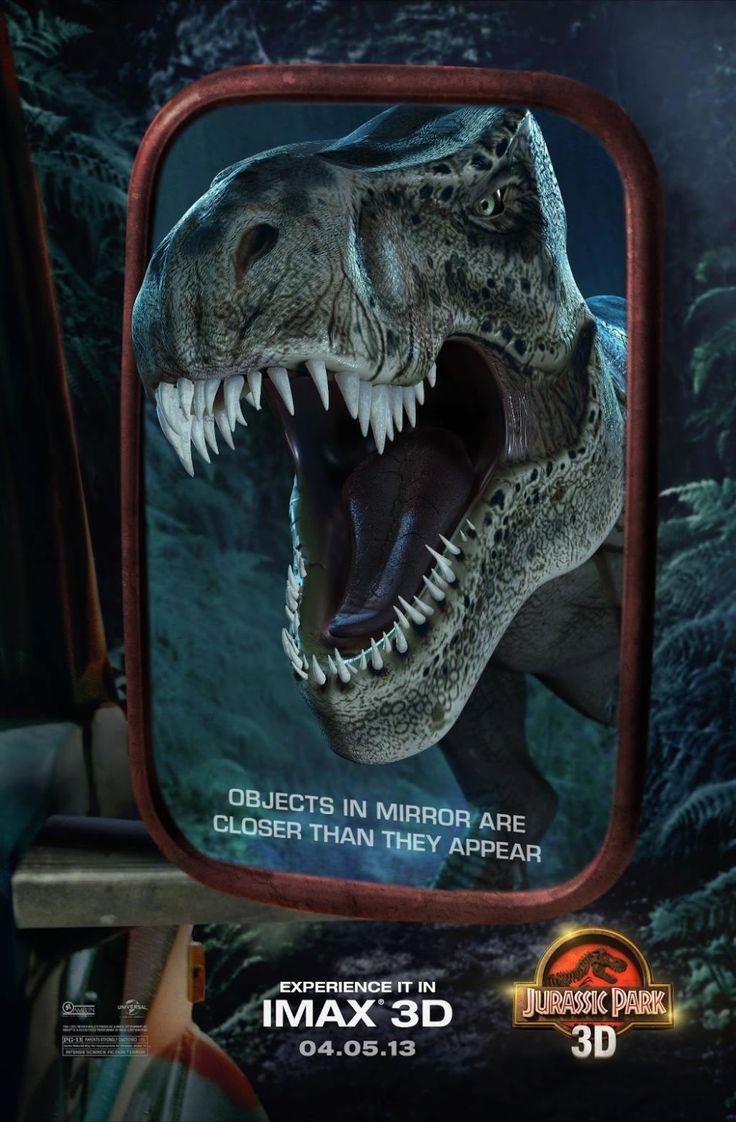 Cinema' Filmes das décadas passadas vem para alimentar nossa nostalgia, Jurassic Park é uma das maiores apostas!