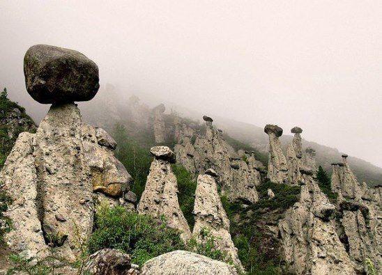 Урочище Аккорум, Россия, Алтай