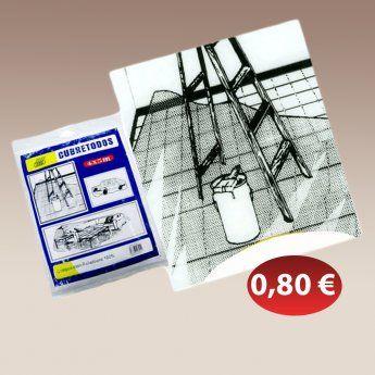 00402264-Προστατευτικό κάλλυμα 5Χ4 μέτρα πολλαπλών χρήσεων. 0,80 €-...