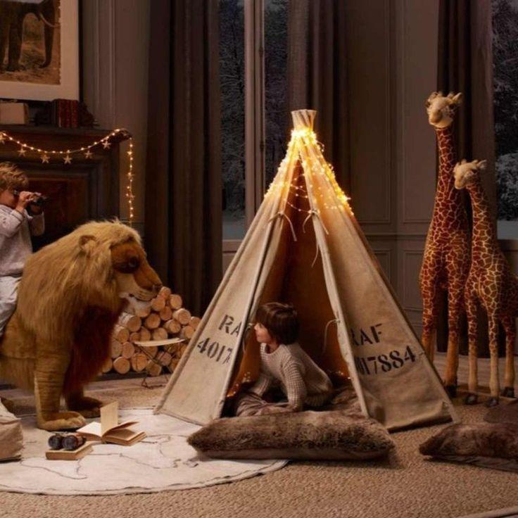 safari kinderkamer thema