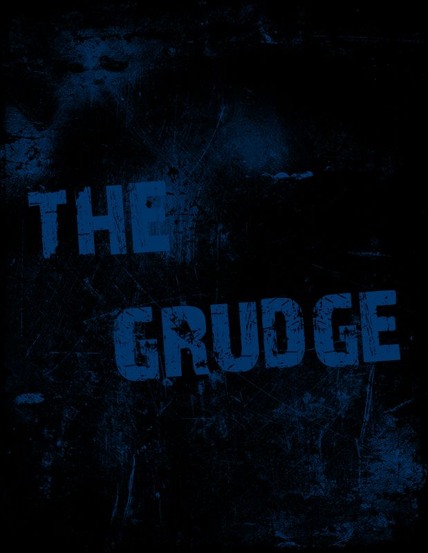 The Grudge (Dark Midnight Blue) 2014 Collection  -  © stampfactor.com