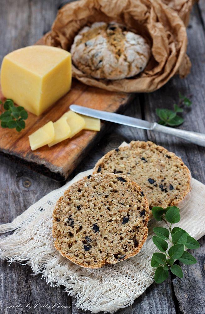 Food for the soul: Лимецови питки с маслини и риган