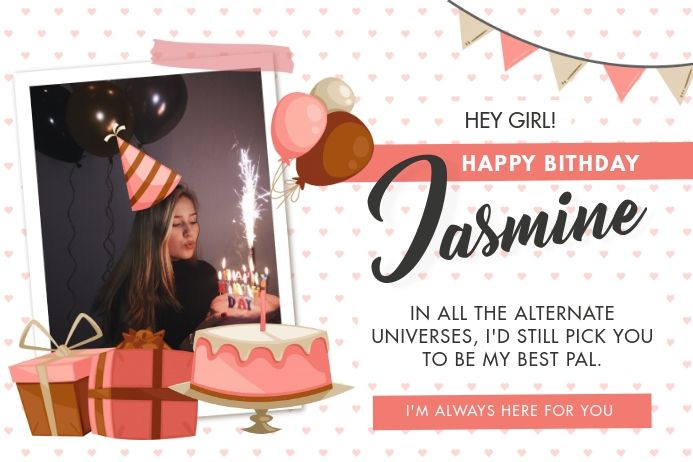 Happy Birthday Wish And Party Invitation Bann Happy Birthday Wishes Photos Birthday Template Birthday Invitation Card Template