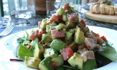 Tuna Tartare (Tartara di tonno) - The Culinary Chase