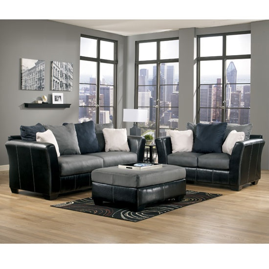 Masoli   Cobblestone Living Room Set By Ashley Furniture #room #furniture #