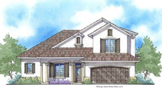 House Plan The Vin DiCarlo by Energy Smart Home Plans