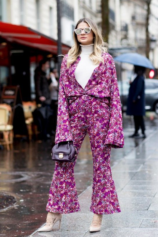 200 Chic Street Style Snaps from PFW Fall 2017