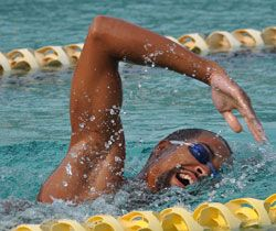 Roy Birch - SC alum- swam for Bermuda at the 2008 Olympics, and will compete in the London 2012 Summer Olympic Games