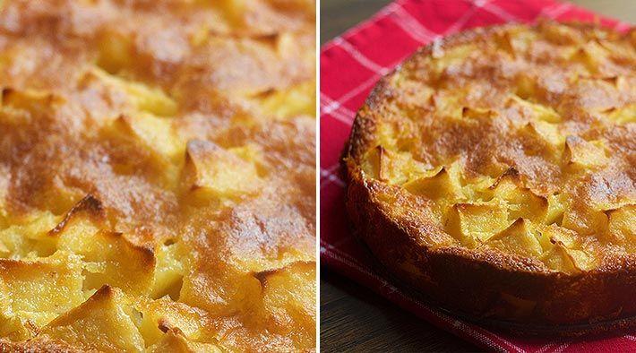 Low Carb Rezept für einen leckerenLow-Carb Apfelkuchen. Wenig Kohlenhydrate und einfach zumNachkochen. Super für Diät/zum Abnehmen.