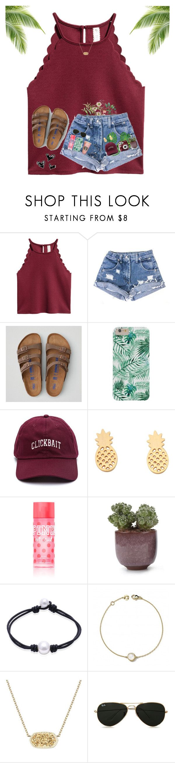 """just let it be (:"" by arieannahicks ❤ liked on Polyvore featuring American Eagle Outfitters, Victoria's Secret, Ippolita, Polaroid, Kendra Scott and Topman"
