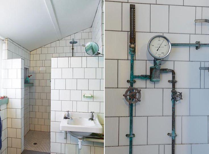 Green Chapel - Bathroom