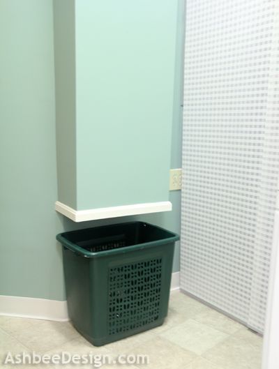 Ashbee Design: Laundry Room • Extras and Creative Solutions