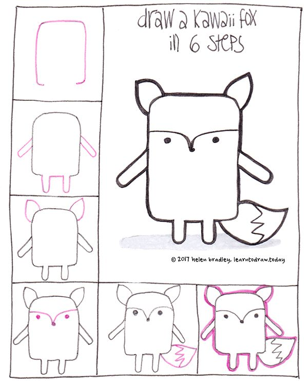 76 best images about drawing step by step on pinterest for How to draw doodles step by step