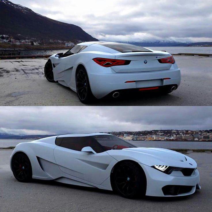 Bmw Z9: 60 Best BMW Concept Cars Images On Pinterest