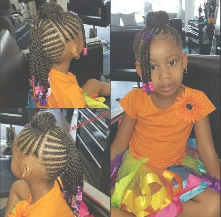 The Best 50 Best Cute Braided Hairstyles For Little Black Girl Pictures And Tips Ig Fefethe Kids Hairstyles Hair Styles Kids Hairstyles Girls