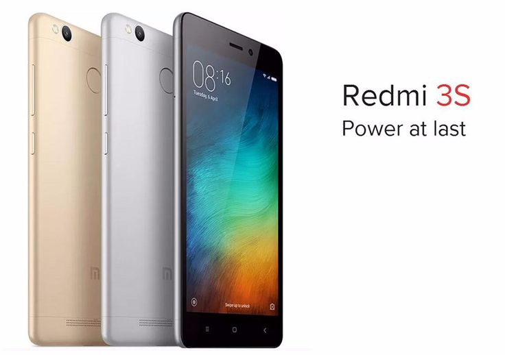 Xiaomi Redmi 3S prime phone is great chinese smart phone