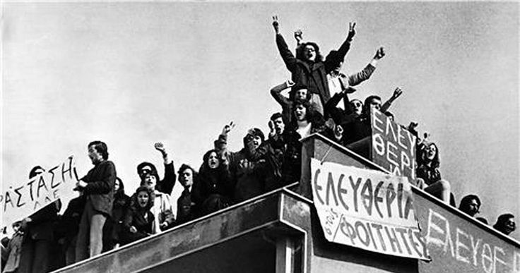 #November17 is observed as a #holiday in #Greece for all educational establishments! The #Athens #Polytechnic #uprising in 1973 is hailed as a valiant act of #resistance against the military #dictatorship and therefore as a symbol of resistance to #tyranny!  . . . #17November #November1973 #Polytechneio #studentuprising #AthensWalkingTours #AthensTour #visitGreece #instatravel #travelbug #traveladdict #traveltheworld #worldtraveler #seetheworld #citybreak #greecestagram #loveGreece…