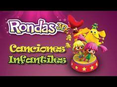 RONDAS INFANTILES - CANCIONES ENGANCHADAS - con Letras - YouTube