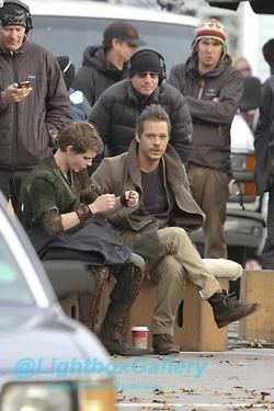 Neal: What are we going to do today, grandpa? Pan: The same thing we do everyday, Baelfire. Try to take over Storybrooke!