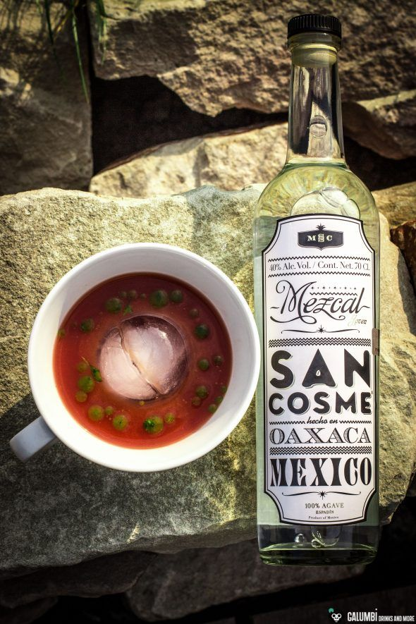 Pure Spirits: San Cosme Mezcal & The Mezpacho | Galumbi