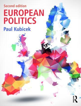 European Politics: 2nd Edition (Paperback) book cover