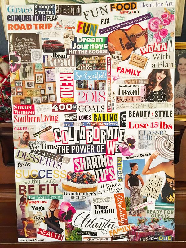 How to Create a Vision Board in 5 Easy Steps Creating a