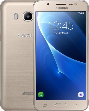 Samsung Galaxy J5 (2016) SM-J510F/DS Gold  — 13990 руб. —  Смартфон Samsung Galaxy J5 (2016) LTE Gold — сбалансированная модель, предоставляющая в распоряжение пользователя широкий набор возможностей по доступной цене. Его тонкий корпус выполнен из металла, благодаря чему он не только стильно выглядит, но и устойчив к повреждениям в процессе ежедневной эксплуатации. Большой 5,2-дюймовый экран высокой четкости 1280x720 создан на основе технологии Super AMOLED и отображает высококачественную…