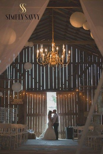Winter Barn Wedding at Dodson Orchards