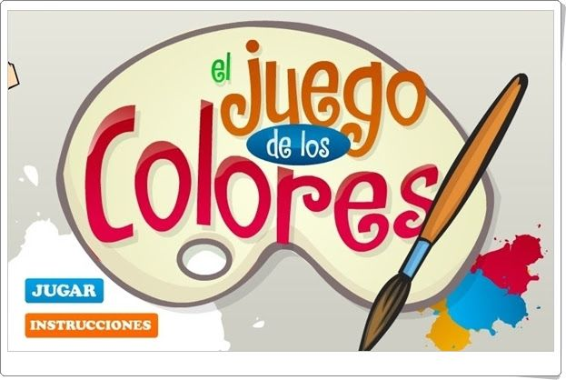 El juego de los colores (Educación Plástica de Primaria)