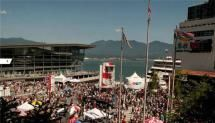 Top 5 Canada Day Events in Vancouver, BC: Canada Day at Canada Place - Waterfront Party