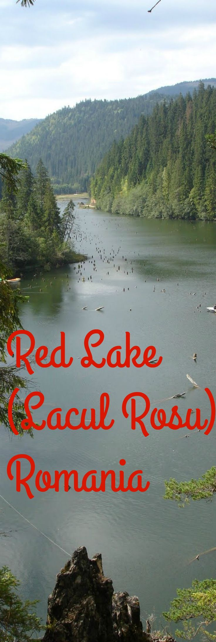 Red Lake (Lacul Rosu) Romania – Awesome Natural Place