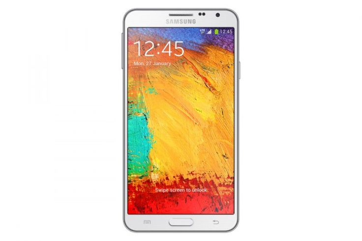 ¡Aprovecha! - Celular Samsung Galaxy Note3 LTE Smartphone blanco, 16GB $ 1,569,900