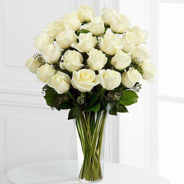 Gambar Bunga Mawar Putih Banyak Flowers Bouquet Wedding Bridesmaid Dresses