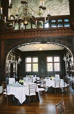 The Branford House   Inside