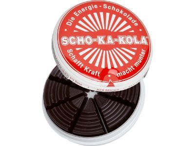 Scho-ka-Kola -energiasuklaa - 2,99 €