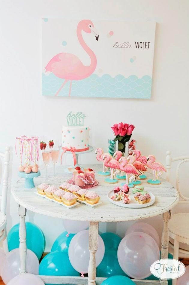Flamingo Party -- Because everyone loves flamingos!