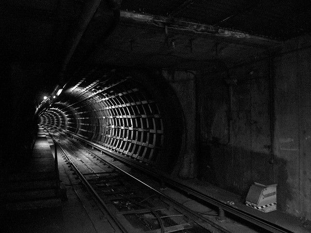 The Transbay BART Tunnel