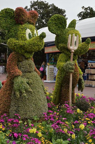 Perfect EPCOT International Flower And Garden Festival
